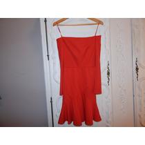 Vestido Rojo Las Oreiro Divino!!