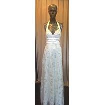 Hermoso Vestido Ideal 15 Años Espalda Descubierta