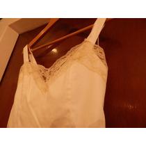 Vestido Blanco Las Oreiro Novias - Bodas- Civil