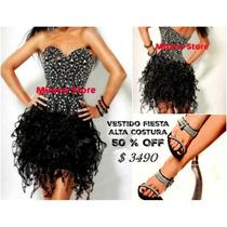 Vestidos De Fiesta - Liquidacion 50% Off -
