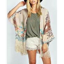 Camperas Sacos Kimonos Outlet - Bevermouth Showroom Y Envíos