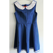 Vestido Marinero Pin Up Retro