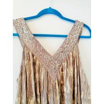 Vestido De Bambula - Talle Unico - Traido De Usa