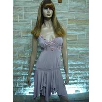 Mab Vestido Violeta Especial 15años -super Rebajado!!!!!!