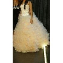 Vestido De Fiesta Casamiento, Quince Años