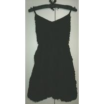 Vestido Fiesta Globo Negro