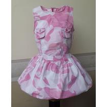 Vestido Importado Para Nena, 18-24 Meses, Gymboree, Usa