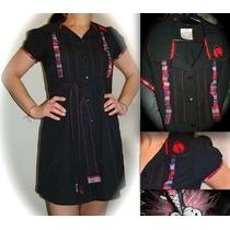 Retro, Pin Up, Gótico De Diseño, Vestidos Exclusivos