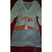 Vestido De Playa Importado De China