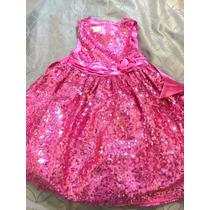 Soñado Vestido Princesa Fiesta Nena Importado A Nuevo T5