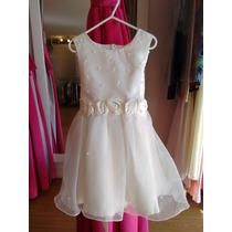 Vestido De Cortejo, Fiesta O Comunión - Vestidos Express