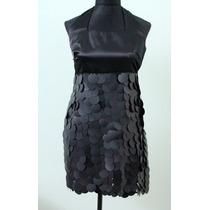 Vestido Negro Lentejuelas Marca Grace & Desire - Envios