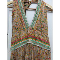 Vestido Largo Hippie Chic