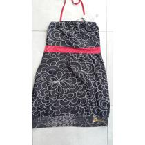 Desigual-vestido Strapless-xs-recien Llegado De Barcelona!!!