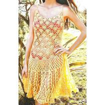 Tejidos Artesanales A Crochet: Vestido De Verano - Playa!
