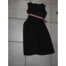 Vestido De Nena De Fiesta Talle 6- 7 Años