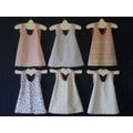 Vestidos Reversibles Románticos Para Bebés Y Nenas