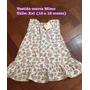 Vestido Marca Mimo & Co Talle Xxl (12 A 18 Meses) Nuevo