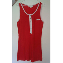 Nuevo Vestido De Algodon De Paula Cahen D´anvers Talle 3