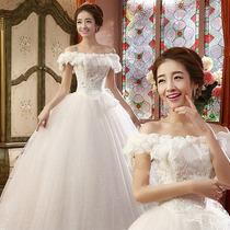 Vestido De Novia Nuevo 2015 Todos Los Talles(directo China)0
