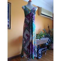 Vestido Solero Diseño Búlgaro Talle Princesa