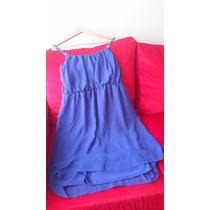 Vestido Azul Importado!!! Cumpleaños, 15 Años, Casamientos..