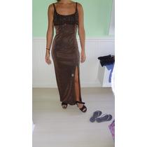 Vestido Maria Cher Natalia Antolin Paz Cornu S