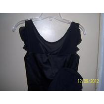 Elegante Vestido Las Oreiro - Talles 1 Y 2