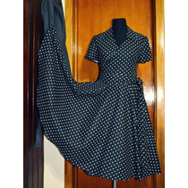 Vestidos Pin Up - Rockabilly - Retro!! Todos Los Talles!!