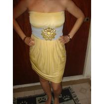 Sale Off Vestido Rosh!!!, Increible Strapless!!!!