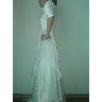 Vestido 15 Años / Novia - Excelente Corte Princesa