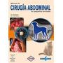 Manual De Cirugía Abdominal En Pequeños Animales - 1 Tomo