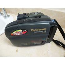Video Cámara Panasonic Vhsc Pv-a396 Con Valija A Medida