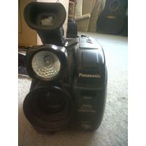 Videocamara Panasonic - Filmadora - Vhs