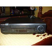 Videocasettera Sony Da Pro 4 Head Digital Auto Tracking Mira