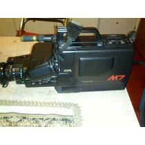 Filmadora National Panasonic Mod M 7 Joya S/ Bateria