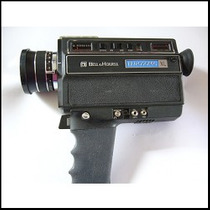 Camara Filmadora Bell & Howell Made In Japan Rebaj