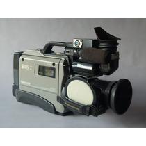 Cámara Video Panasonic Ag-dp200 Profesional S Vhs C/cannon