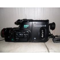 Filmadora Canon E63 (usada)