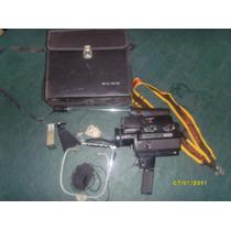 Camara Filmadora Elmo Super 8mm