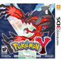 Pokemon Y Nintendo 3 Ds Evergames