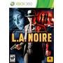 Juego Xbox 360 : L.a. Noire Sistema Ntsc , Muy Bueno!!!