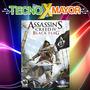 Assasin Creed 4 Black Flag Juego Pc Original Microcentro