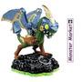 Skylanders Drobot Spyros Solo En Monster Market