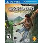 Uncharted Golden Abyss Psv Ps Vita Original Fisico Sellado