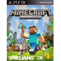 Minecraft Ps3 Original Digital // Full Game //