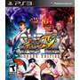 Ps3 Super Street Fighter Iv Arcade Edition Local Banfield