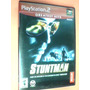 Stuntman - (639) Ps2 - Original Completo