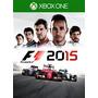 F1 2015. Xbox One Juego. Descarga Digital. Egi