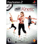 Juego Eye Toy Kinetic Play Station 2 Ps2 Original Palermo
